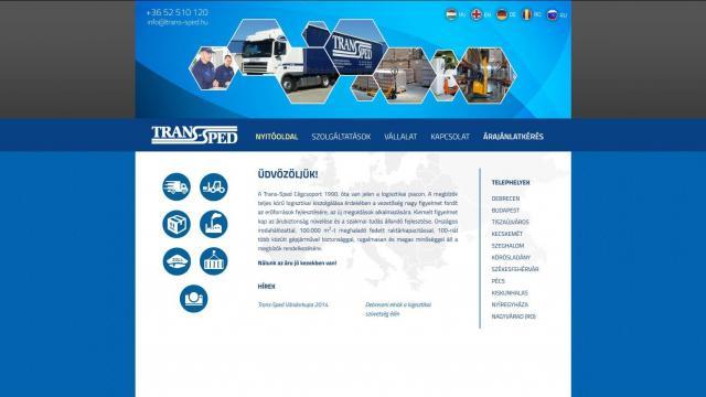 Trans-Sped Kft. | Debrecen