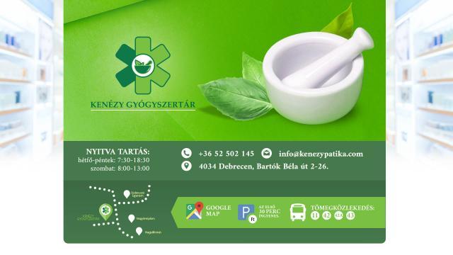 Kenézy Gyógyszertár