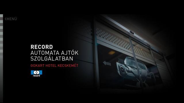 Record Ajtó-automatizálási Kft.